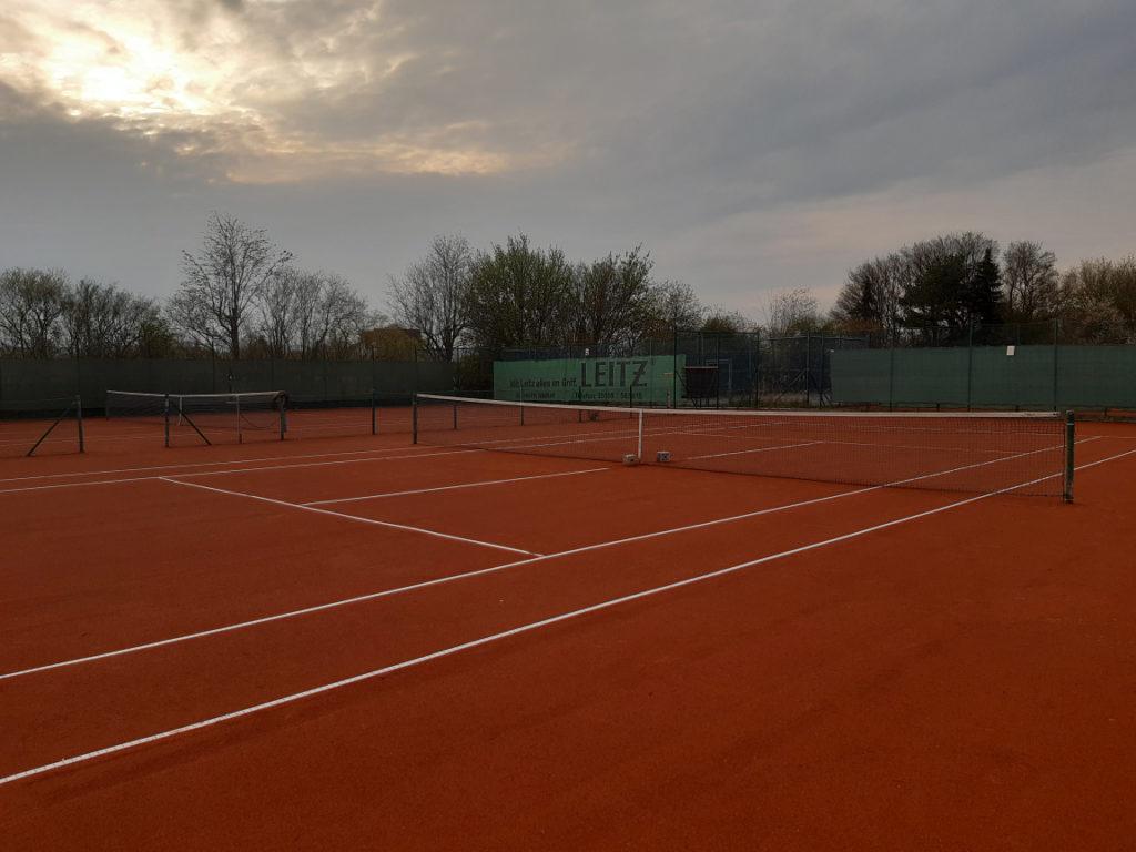 Freie Tennisplätze in Weetzen